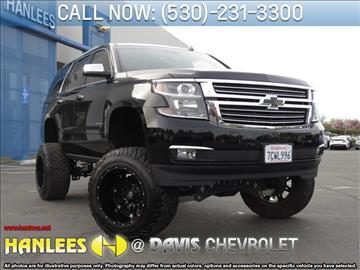 2016 Chevrolet Suburban for sale in Davis, CA