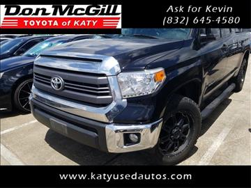 2015 Toyota Tundra for sale in Katy, TX