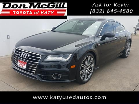 2013 Audi A7 for sale in Katy, TX