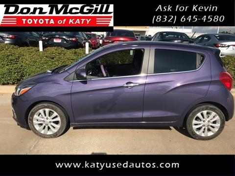 2016 Chevrolet Spark for sale in Katy, TX