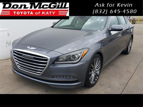 2015 Hyundai Genesis for sale in Katy, TX