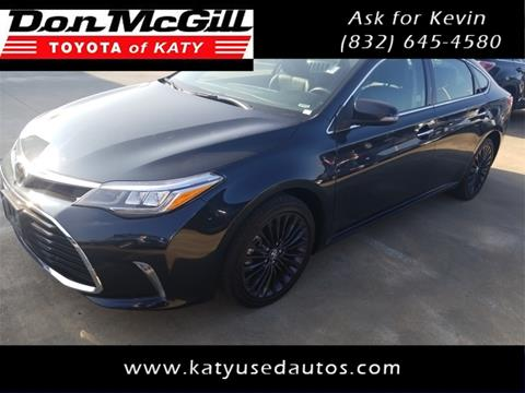 2017 Toyota Avalon for sale in Katy, TX