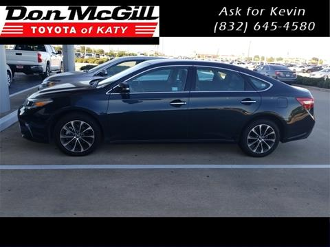 2016 Toyota Avalon for sale in Katy, TX