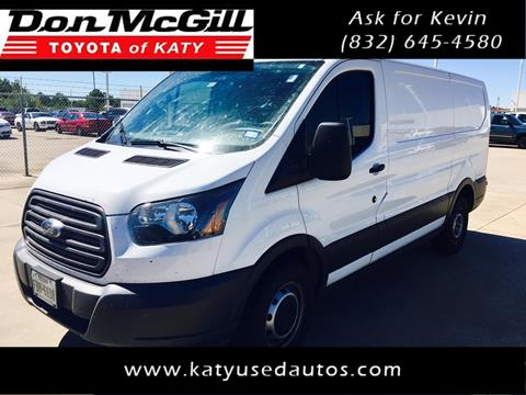 2015 Ford Transit Cargo for sale in Katy, TX
