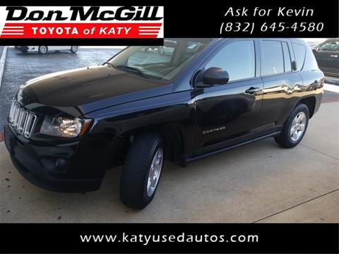 2014 Jeep Compass for sale in Katy, TX