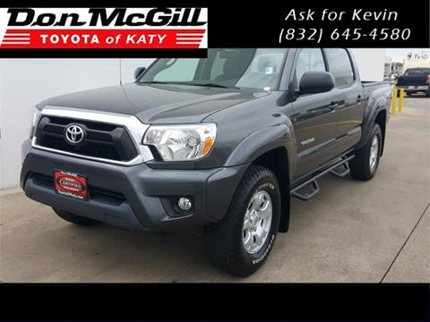 2014 Toyota Tacoma for sale in Katy, TX