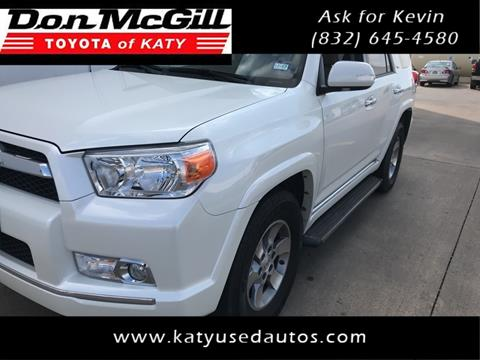 2010 Toyota 4Runner for sale in Katy, TX