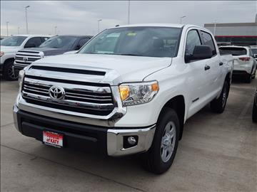2017 Toyota Tundra for sale in Katy, TX