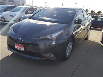 2017 Toyota Prius for sale in Katy, TX