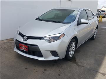 2014 Toyota Corolla for sale in Katy, TX