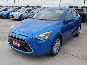 2017 Toyota Yaris iA for sale in Katy, TX