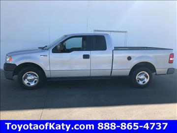 2006 Ford F-150 for sale in Katy, TX