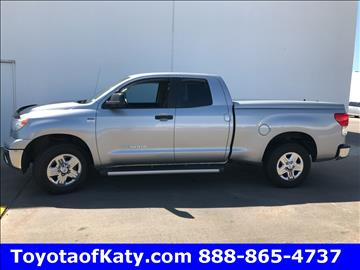 2010 Toyota Tundra for sale in Katy, TX