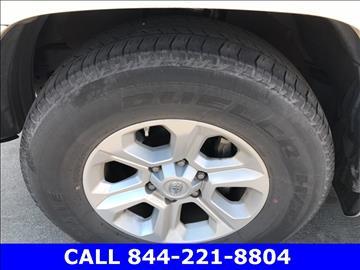 2014 Toyota 4Runner for sale in Katy, TX