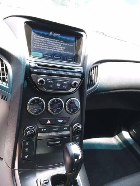2013 Hyundai Genesis Coupe 3.8L - Nashville TN