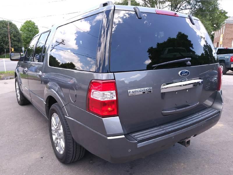 2012 Ford Expedition EL 4x4 Limited 4dr SUV - Nashville TN