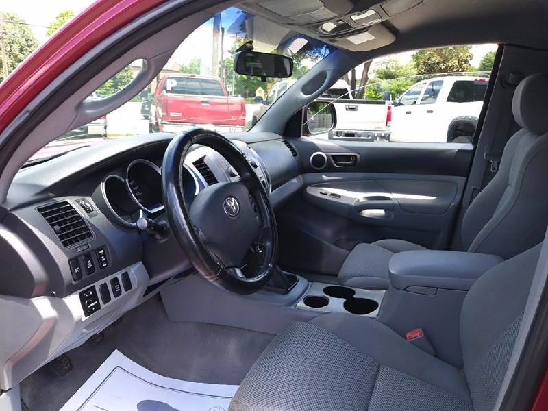 2005 Toyota Tacoma 4dr Access Cab V6 4WD SB - Nashville TN