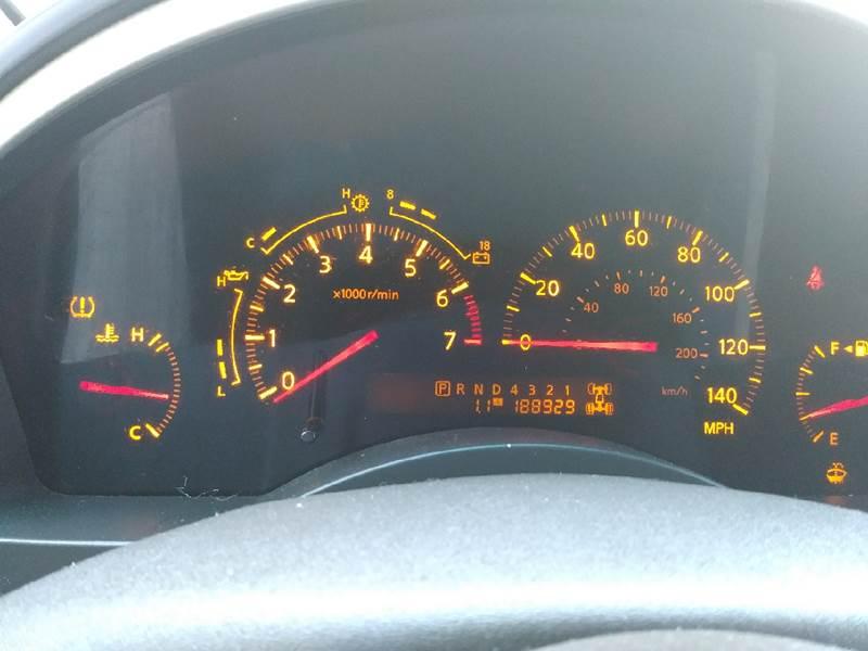 2007 Infiniti QX56 4dr SUV 4WD - Nashville TN