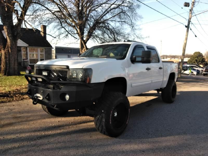 Gmc Used Cars Pickup Trucks For Sale Nashville Southeast Automotive