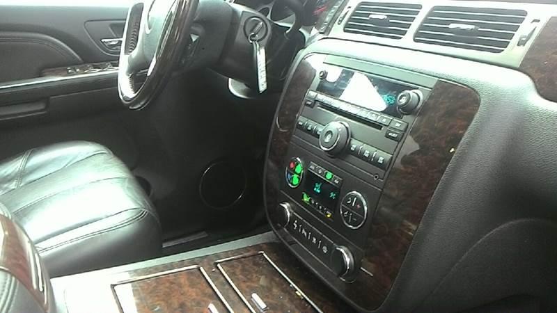 2008 GMC Yukon AWD Denali 4dr SUV - Nashville TN