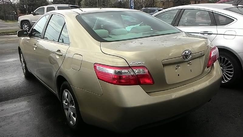 2008 Toyota Camry CE - Nashville TN