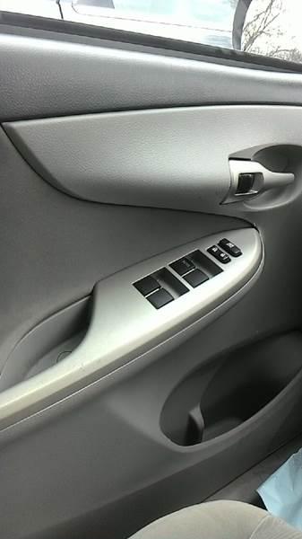 2012 Toyota Corolla S 4dr Sedan 4A - Nashville TN