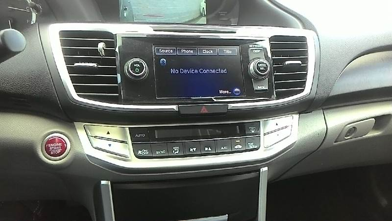 2015 Honda Accord EXL - Nashville TN