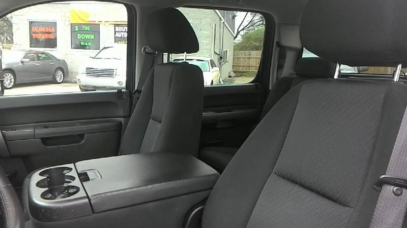 2012 Chevrolet Silverado 1500 4x4 LT 4dr Crew Cab 5.8 ft. SB - Nashville TN