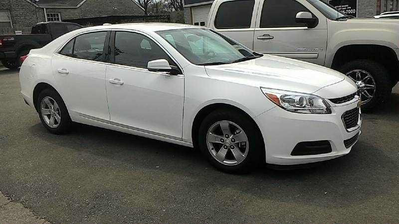 2016 Chevrolet Malibu Limited LT 4dr Sedan - Nashville TN