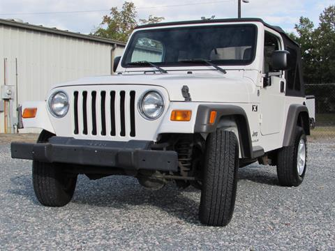2006 Jeep Wrangler for sale in Thomasville, NC