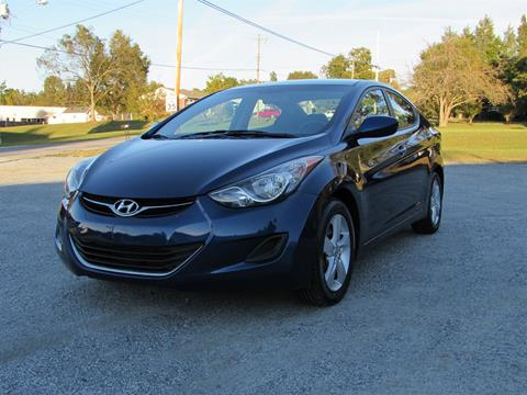 2013 Hyundai Elantra for sale in Thomasville, NC