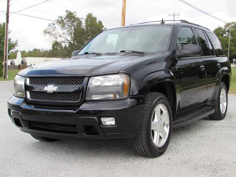 2008 Chevrolet TrailBlazer for sale in Thomasville, NC