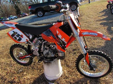 2006 KTM 65sx for sale in Thomasville, NC