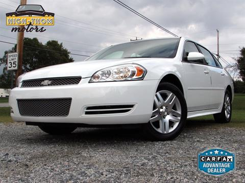 2014 Chevrolet Impala Limited for sale in Thomasville, NC
