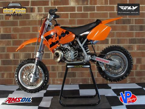 2004 KTM 50 JR for sale in Thomasville, NC