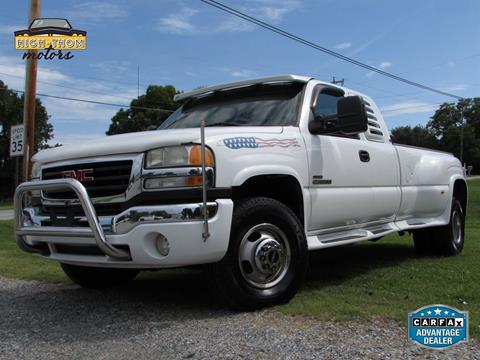 2003 GMC Sierra 3500 for sale in Thomasville, NC