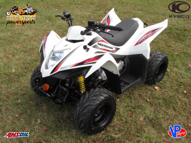 2019 Kymco Mongoose 70s for sale at High-Thom Motors - Powersports in Thomasville NC