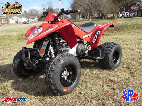 2020 Kymco Mongoose 270 for sale at High-Thom Motors - Powersports in Thomasville NC