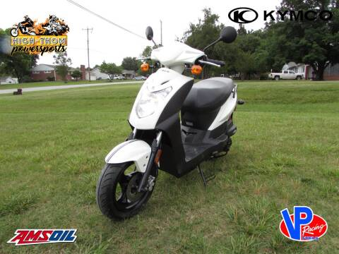 2020 Kymco Agility 125 for sale at High-Thom Motors - Powersports in Thomasville NC