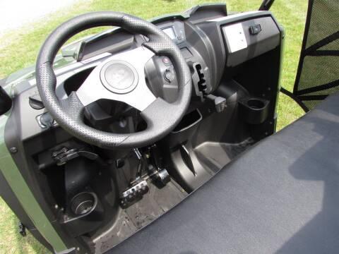 2020 Kymco UXV 450i