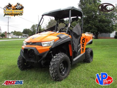 2020 Kymco UXV 450i for sale at High-Thom Motors - Powersports in Thomasville NC