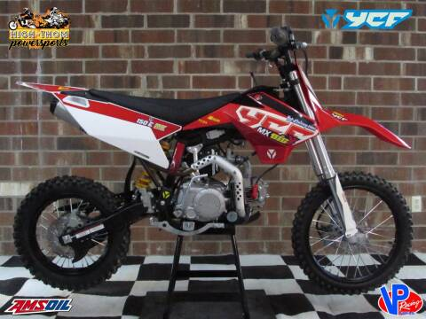 2019 YCF Bigy 150mx-E for sale at High-Thom Motors - Powersports in Thomasville NC