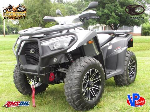 2020 Kymco MXU 700i LE EPS