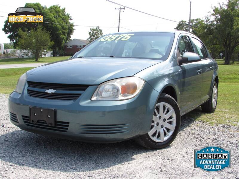 2009 Chevrolet Cobalt for sale at High-Thom Motors in Thomasville NC