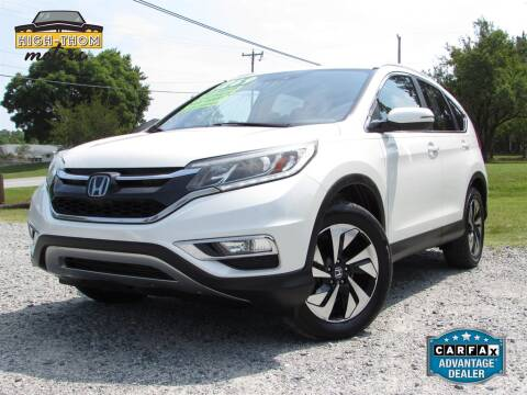 2015 Honda CR-V for sale at High-Thom Motors in Thomasville NC
