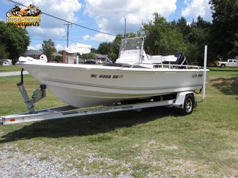 2006 SEA PRO SV 1900 for sale at High-Thom Motors - Powersports in Thomasville NC