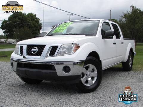 2011 Nissan Frontier for sale at High-Thom Motors in Thomasville NC
