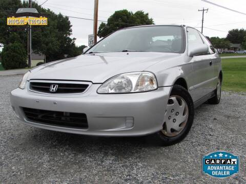 2000 Honda Civic for sale at High-Thom Motors in Thomasville NC