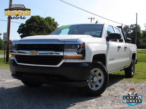 2017 Chevrolet Silverado 1500 for sale at High-Thom Motors in Thomasville NC