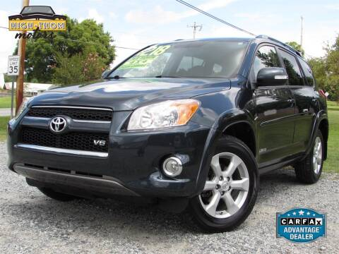 2011 Toyota RAV4 for sale at High-Thom Motors in Thomasville NC